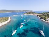 Kroatien von oben - unter diesem Arbeitstitel stellt SeaHelp in seinem Revierführer mehr als 100 Drohnenvideos auf youtube online, die die ganze Schönheit der der kroatischen Küstenlandschaft zeigen