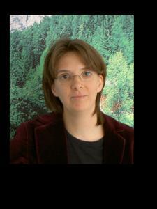 """""""Frau Univ.-Prof. Dr. Annegret Thieken freut sich auf die Arbeit im alpS-Team"""""""
