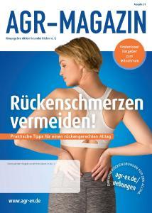 Neues AGR-Magazin ab Oktober 2019 erhältlich/ Bild: AGR
