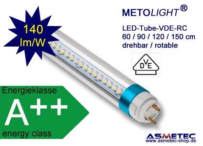 METOLIGHT LED Röhren VDE