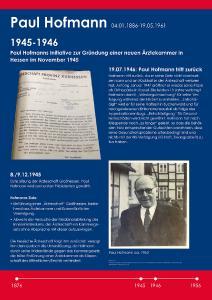 Zeittaffel Geschichte LAEKH Hofmann