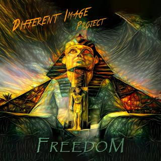 different image project: New album FREEDOM