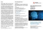 [PDF] Pressemitteilung: Flyer Gesundheitsökonomische Gespräche