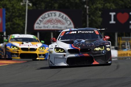 BMW Team RLL, BMW M6 GTLM, Turner Motorsport, BMW M6 GT3