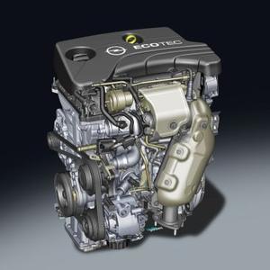 Neuer 1,0-Liter-SIDI-Turbo mit 85 kW/115 PS: Der direkteinspritzende Turbobenziner setzt neue Maßstäbe hinsichtlich des Antriebskomforts von Dreizylinder-Motoren