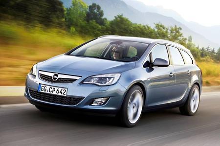 Der neue Opel Astra Sports Tourer feiert seine Weltpremiere vom 2.-17. Oktober 2010 auf dem Pariser Autosalon, bestellbar ist der sportlich eleganteKombi ab sofort. Als1.4 ecoFLEX mit74kW/100 PS,ist der Astra Sports Tourer schon ab18000EUR