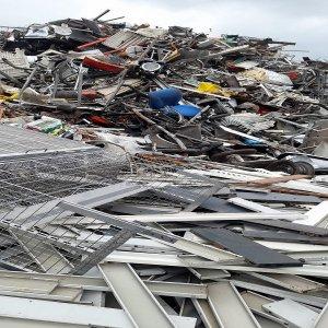 Schrott-Recycling