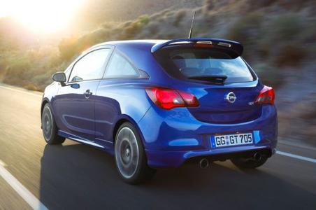 Turbo-Kraft: Der neue Opel Corsa OPC kommt mit 152 kW/207 PS Leistung und bis zu 280 Newtonmeter Drehmoment