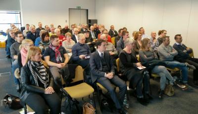 50 Unternehmer informierten sich in der IHK-Geschäftsstelle zum Thema Nachfolge, Foto: Handwerkskammer