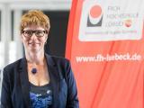 Foto (FHL): Neu in Lübeck, Prof. Dr. Ute Urban, Umwelt- und Verfahrenstechnikerin