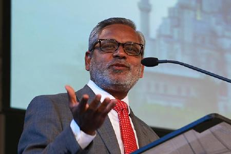 Petras Bahadur, Leiter des globalen Zentrums für adventistisch-muslimische Beziehungen / © Foto: Adventist News Network