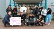 Schonungslos, direkt, authentisch - Dominik Forsters Weg aus der Crystal-Sucht als Comic für Jugendliche