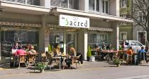 Das Sacred bietet Gourmet-Style an  erstes veganes BioRestaurant der Schweiz seit Jan 2013