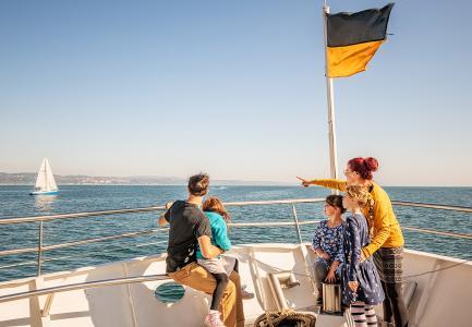 Schifffahrt ab Konstanz / Bild: MTK Dagmar Schwelle