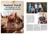 Bauernfamilien laden ein, in ihre Ställe zu schauen: Broschüre bietet neue EinSichten in die Tierhaltung