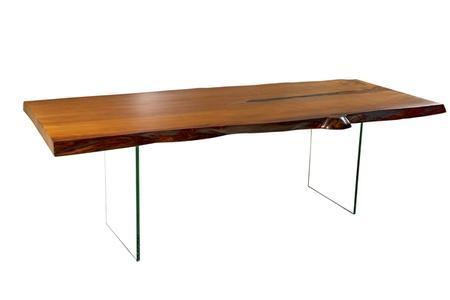 ausgefallene design tische aus einzigartigem kauri holz. Black Bedroom Furniture Sets. Home Design Ideas