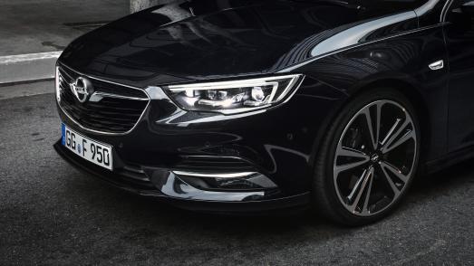 Opel Insignia IntelliLux LED