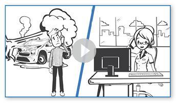 Video zum Case Management / Foto: uniVersa - Abdruck: honorarfrei
