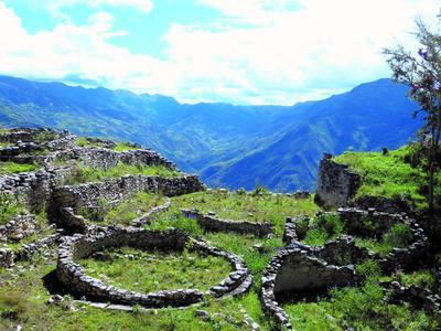 Festungsanlage Kuelap, Peru