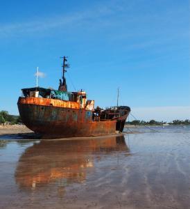 Schiffswrack Mohéli