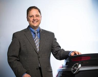 Charlie Klein, Vice President Vehicle Engineering Europe