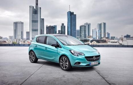 Verkaufsschlager: Für den Opel Corsa liegen bereits 200.000 Bestellungen vor.