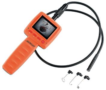 Somikon Endoskop Kamera mit Monitor und Schwanenhals