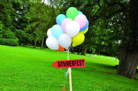 40. Sommerfest des Christophsbads am 14. September 2019 im Klinikpark
