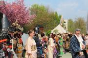 HANAMI Kirschblütenfest im Japanischen Garten