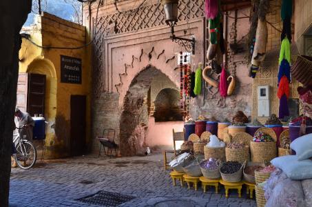 Singlereise nach Marokko