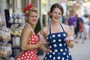 Mädels im Petticoat