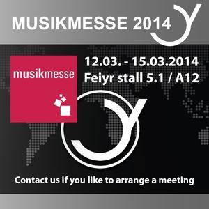 Frankfurt Musikmesse Feiyr