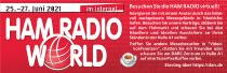 HAM RADIO World startet morgen