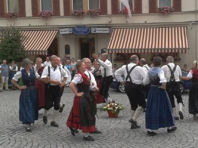Das große Wochenende der Musiker am 29. und 30. Juli 2017 in Bad Berneck