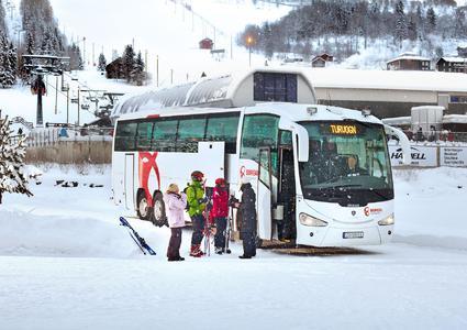 Continental Winterreifen für Busse