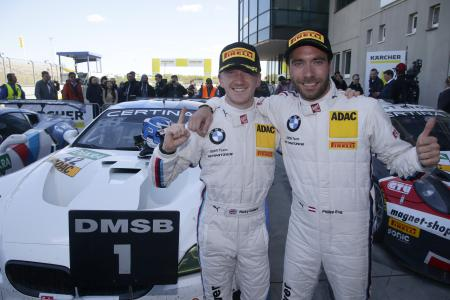Ricky Collard, Philipp Eng, ADAC GT Masters