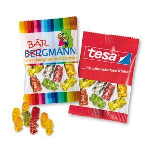 Premium Gummibären Werbetüte10g