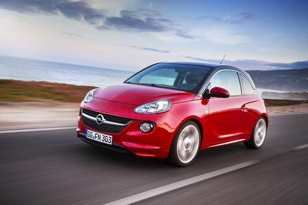 Premiere in Genf: Neuer 1.0 ECOTEC Direct Injection Turbo im Opel ADAM setzt Maßstäbe beim Antriebskomfort © GM Company