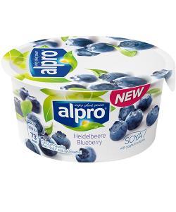Alpro® Soja-Joghurtalternative, Heidelbeere