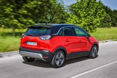 """""""Best in Class Car 2017"""": Der Opel Crossland X schneidet bei Euro NCAP in seiner Klasse in puncto Sicherheit am besten ab"""