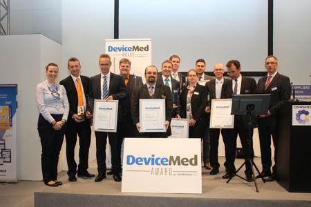 Devicemed Award 2014