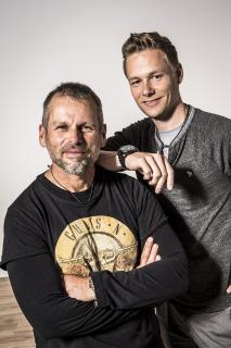 Das erfolgreiche Autoren-Duo: Mike Diehl und Felix Grewe
