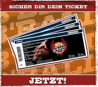 B'BALL EXPO - Tickets - 2016 - Berlin - FB Post