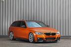 Tuningsuche.de proudly displays its sophisticated showpiece, a bmw series 3