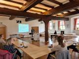 Erste KomfortDenker-Schulung in der Welterberegion Wartburg Hainich, Foto: Welterberegion Wartburg Hainich e.V.