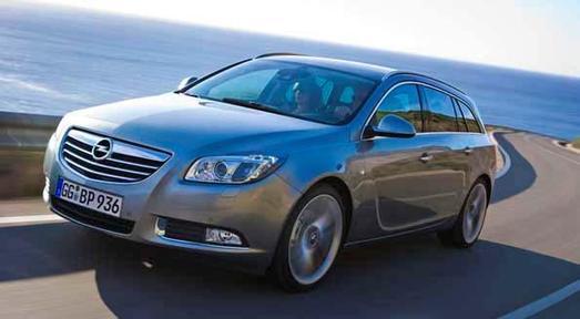 Opel verdoppelt mit dem Insignia Anteil im Mittelklasse-Segment