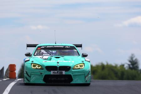 BMW M6 GT3, Falken Motorsports, VLN, Nürburgring-Nordschleife
