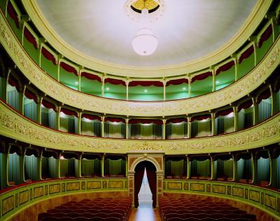 Teatro Sociale Bellinzona ©Bellinzona Turismo