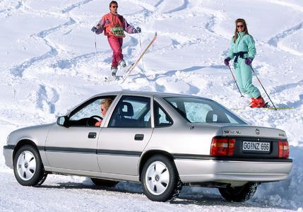 Flaggschiff: Zum Frühjahr 1993 erscheint der luxuriöse Vectra V6, der als erstes Opel-Modell seiner Klasse mit Sechszylindermotor angeboten wird