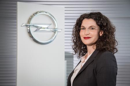 Opel-Marketingchefin Tina Müller gehört zu den Rednern der Mobilitätskonferenz am 13. Juni